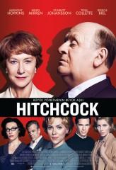Hitchcock (2012) afişi