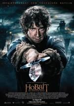 Hobbit: Beş Ordunun Savaşı (2014) afişi