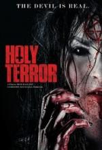 Holy Terror (2017) afişi