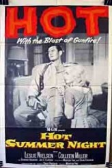 Hot Summer Night (1957) afişi