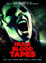 Hulk Blood Tapes (2015) afişi