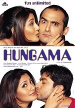 Hungama (2003) afişi