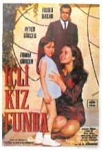 İçli Kız Funda (1967) afişi