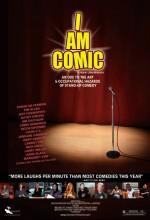 ı Am Comic (2010) afişi