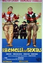 ı Gemelli Del Texas (1964) afişi