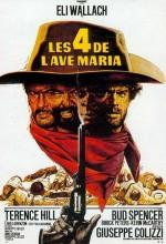 I Quattro Dell'ave Maria (1968) afişi