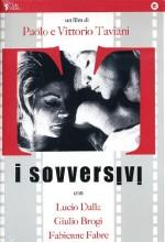 I Sovversivi (1967) afişi