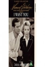 I Want You (ı) (1951) afişi