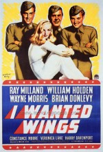 I Wanted Wings (1941) afişi
