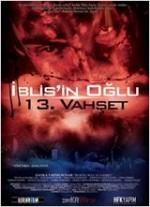 İblisin Oğlu 13. Vahşet (2013) afişi