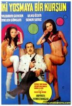 İki Yosmaya Bir Kurşun (1971) afişi