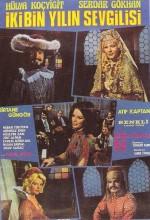 İkibin Yılın Sevgilisi (1973) afişi