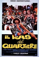 ıl Ras Del Quartiere (1983) afişi