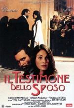 Il Testimone Dello Sposo (1998) afişi