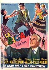 Il bigamo (1956) afişi