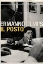 Il Posto (1961) afişi