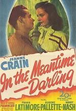 ın The Meantime-darling (1944) afişi
