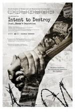 Intent to Destroy (2017) afişi