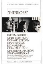 Interiors (1978) afişi