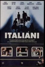 Italiani (1996) afişi