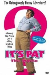 It's Pat (1994) afişi