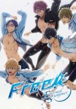 Iwatobi Swim Club 2 (2014) afişi