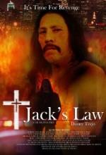 Jack's Law (2006) afişi