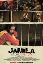 Jamila And The President (2009) afişi