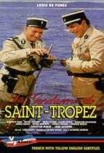 Jandarma St. Tropez'de (1964) afişi