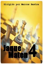 Jaque Maten 4 (2007) afişi