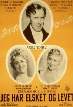 Jeg Har Elsket Og Levet (1940) afişi