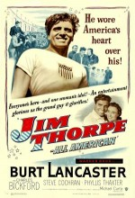 Jim Thorpe -- All-american (1951) afişi