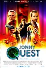 Jonny Quest (2012) afişi