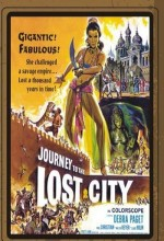 Journey To The Lost City (1959) afişi