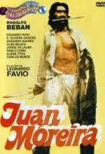 Juan Moreira (1973) afişi