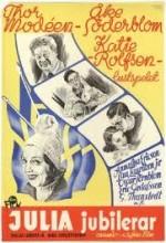 Julia Jubilerar (1938) afişi