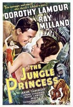 Jungle Princess (1942) afişi