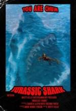 Jurassic Shark (2012) afişi