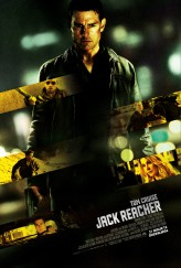 Jack Reacher (2012) afişi