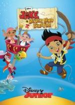 Jake ve Varolmayan Ülkenin Korsanları (2011) afişi