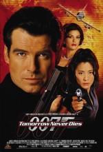 James Bond: Yarın Asla Ölmez (1997) afişi