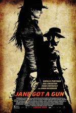 Jane Got a Gun (2015) afişi