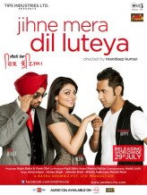 Jihne Mera Dil Luteya (2011) afişi