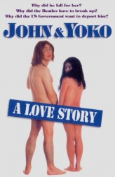 John and Yoko: A Love Story (1985) afişi