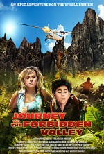 Journey to the Forbidden Valley (2015) afişi