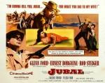 Jubal (1956) afişi