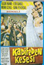 Kadifeden Kesesi (1971) afişi