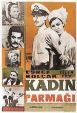 Kadın Parmağı (1967) afişi