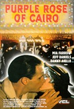 Kahire'nin Mor Gülü (1985) afişi