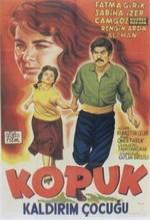 Kaldırım Çocuğu Kopuk (1960) afişi